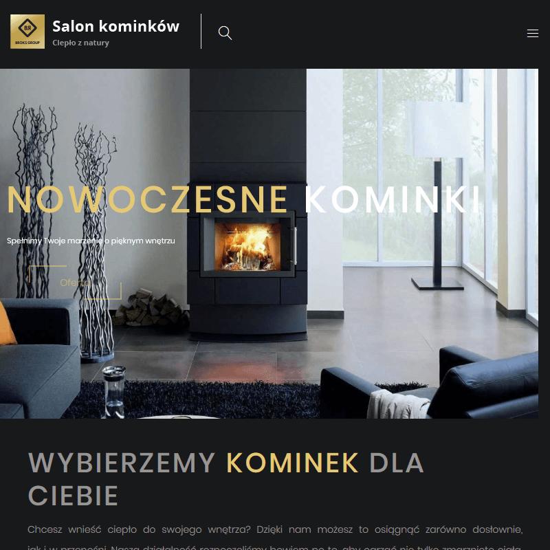 Kominki -  Legnica