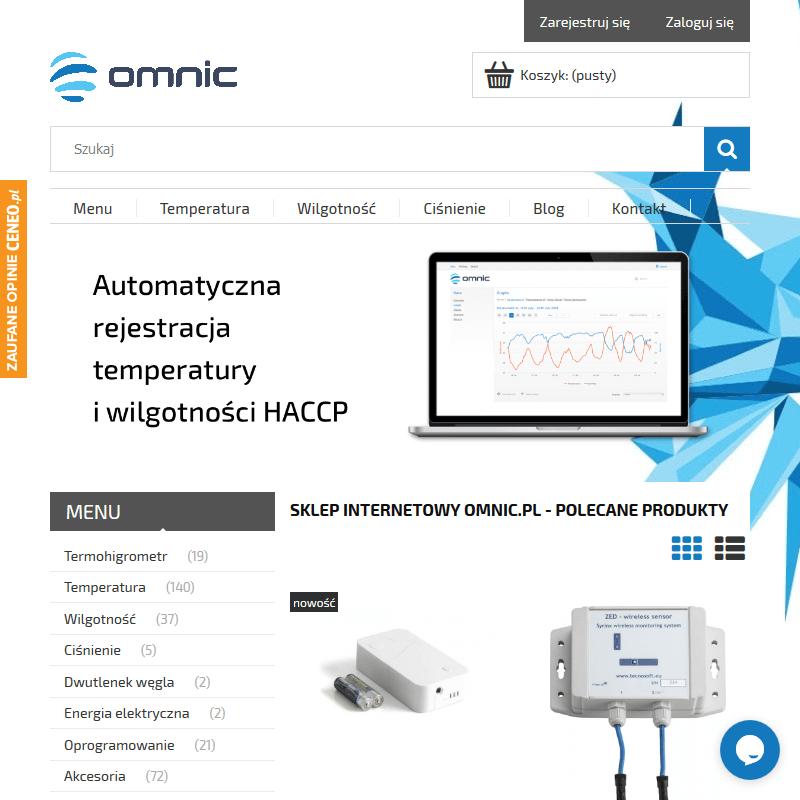Monitorowanie temperatury chłodni