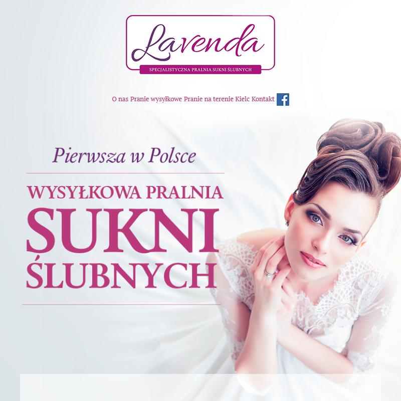 Pranie komisowych sukni ślubnych - Lublin