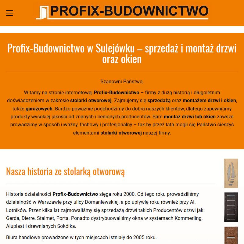 Energooszczędne okna - Warszawa