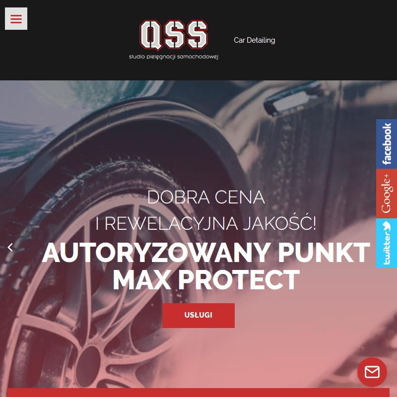 Polerowanie samochodu - Wrocław