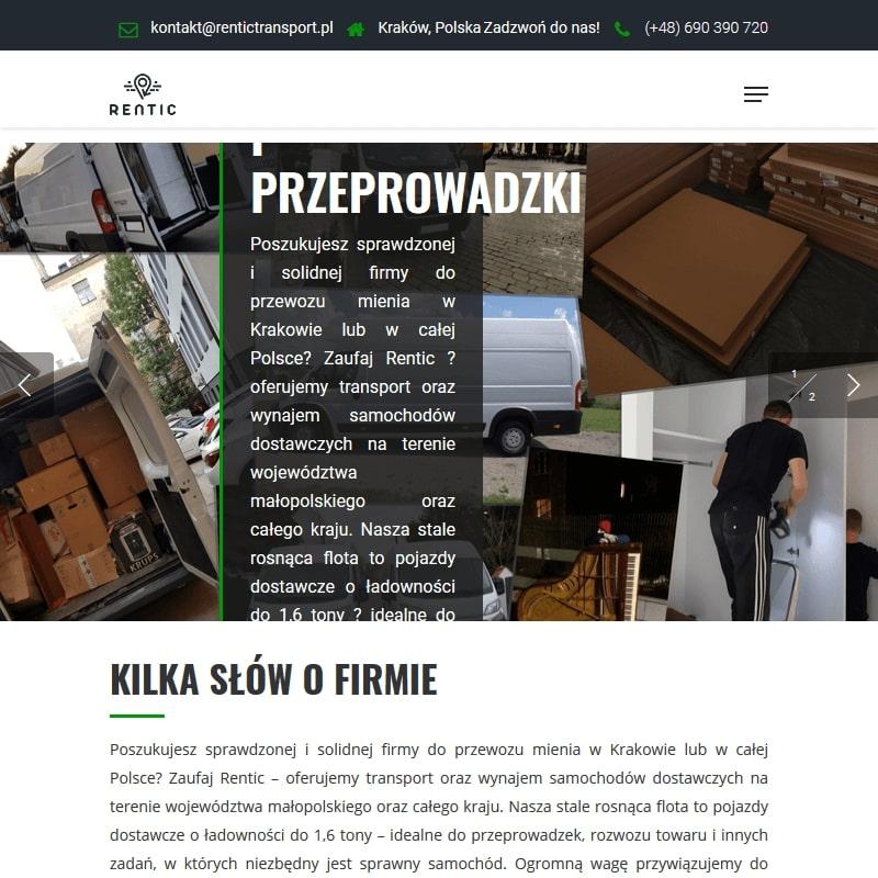 Tanie przeprowadzki w Krakowie