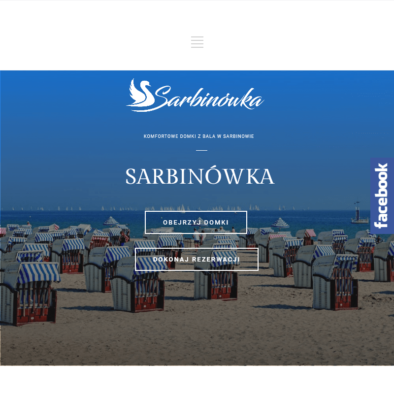 Noclegi blisko morza - Sarbinowo