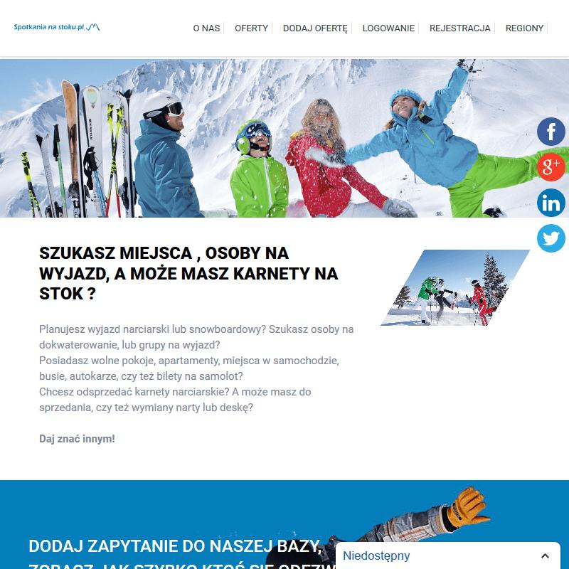 Biuro turystyczne - Wyjazd na narty