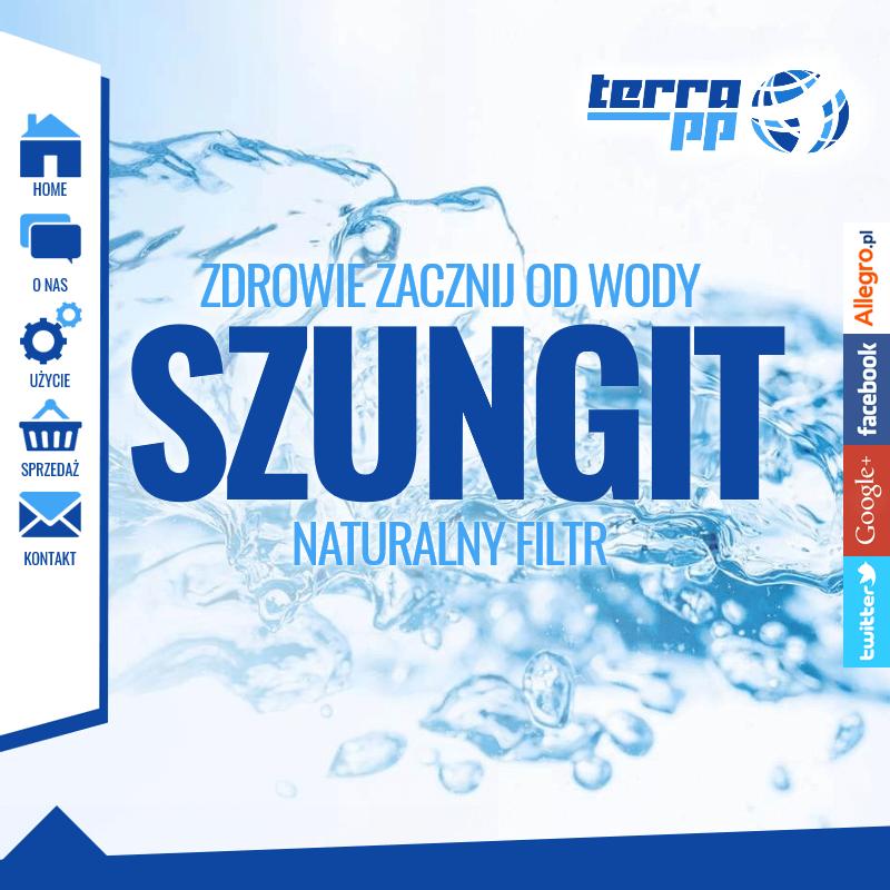 Szungit w Polsce