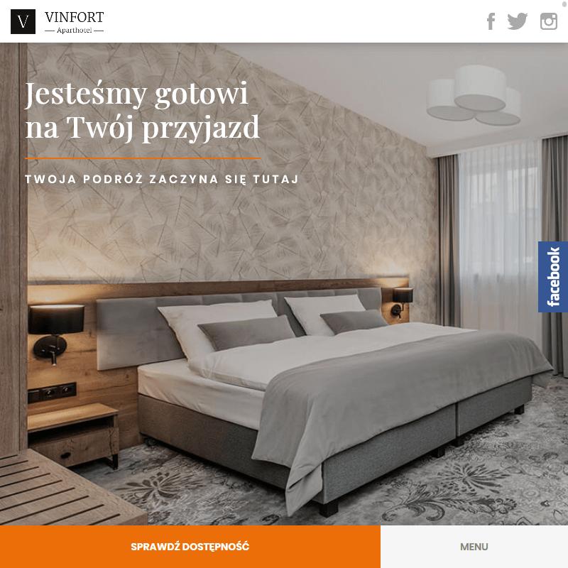 Wynajem apartamentów - Kraków